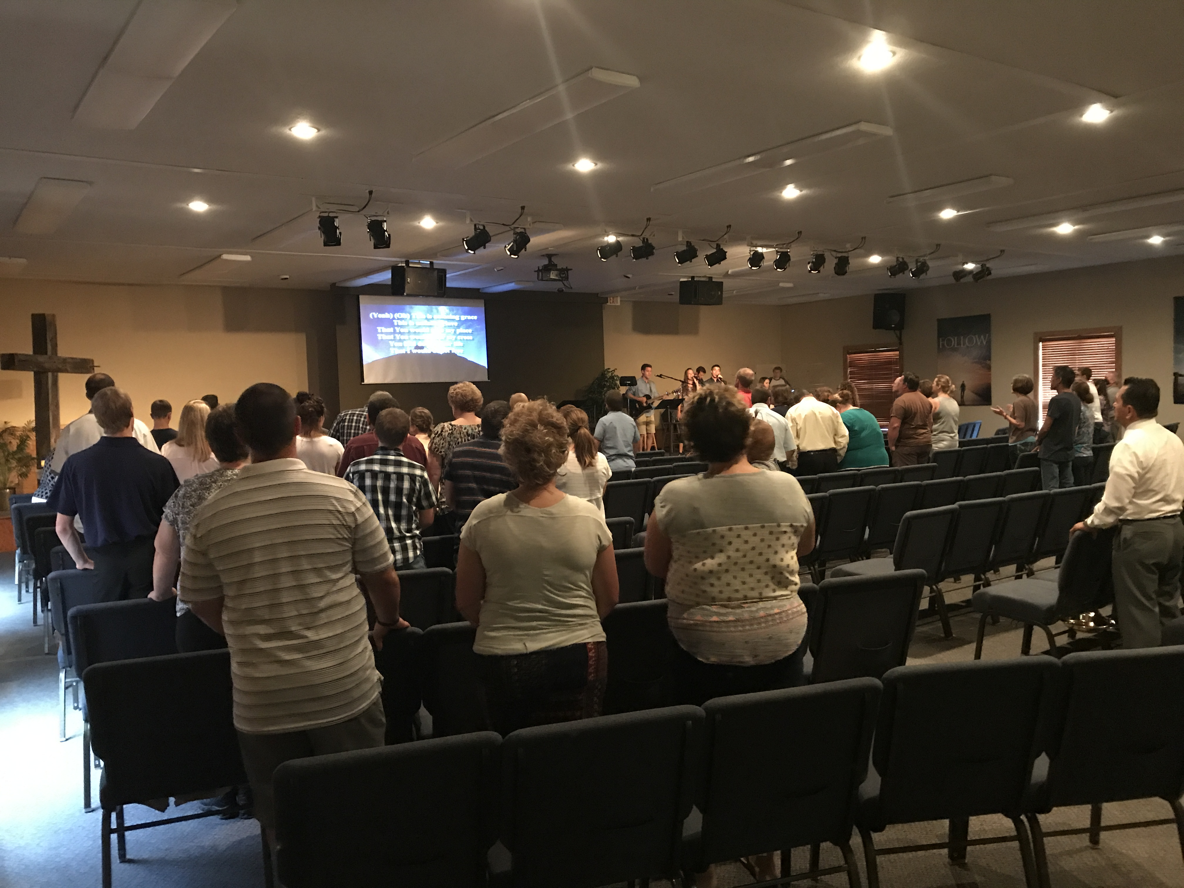 Sturgis Missionary Church Service